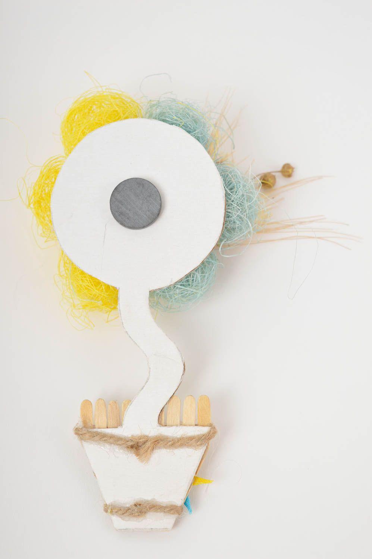 Handmade fridge magnet housewarming present home decor decorative use only photo 3