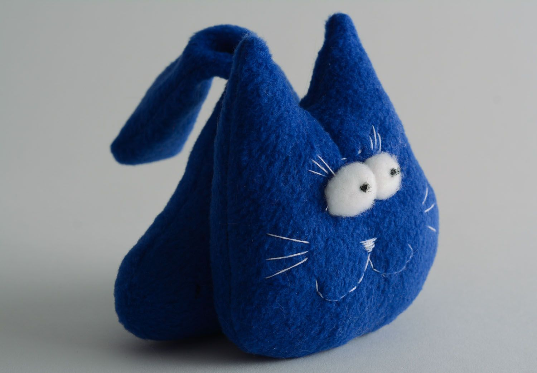 Soft fleece toy Kittie photo 1
