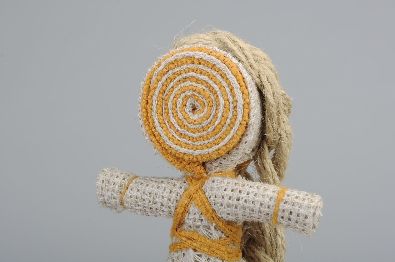 Talisman doll bringing luck photo 3