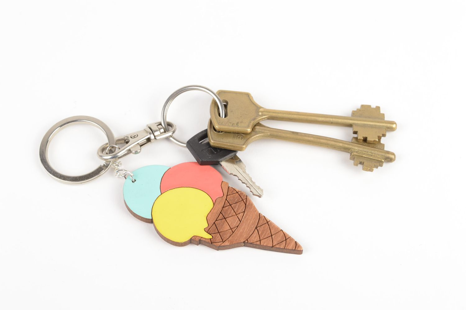 designer keychains accessories