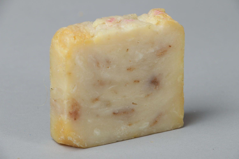 Handmade grapefruit soap-shampoo photo 1