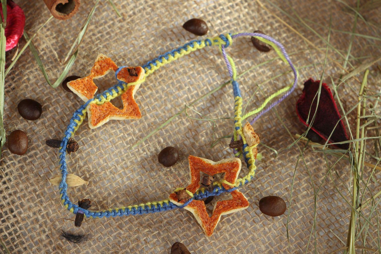 Homemade friendship bracelet Aroma photo 5