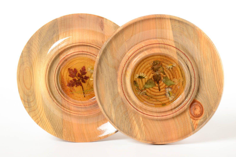 decorative plates Handmade plate designer plate wooden plate wooden dishes kitchen decor - MADEheart.com  sc 1 st  MADEheart.com & MADEHEART \u003e Handmade plate designer plate wooden plate wooden dishes ...