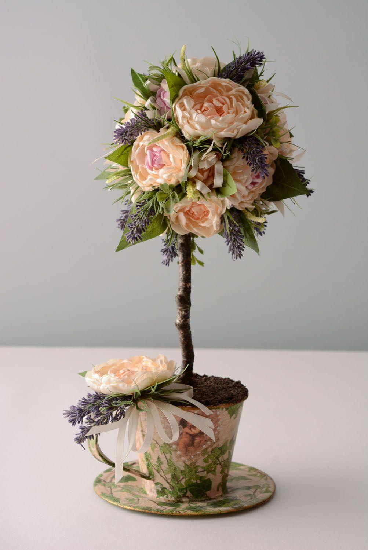 Handmade tree of happiness stylish interior decor ideas decorative use only photo 1