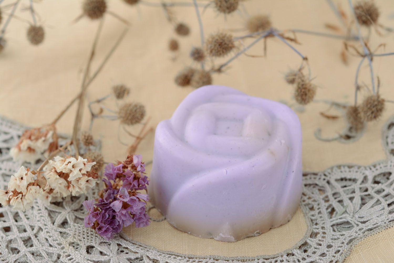 Natural soap Lavender photo 4