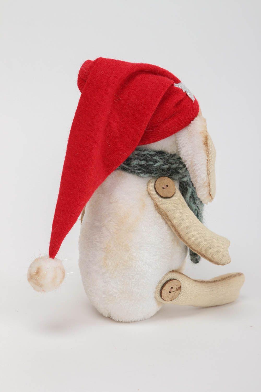 Handmade designer plush toy stylish interior decoration cute textile toy photo 4