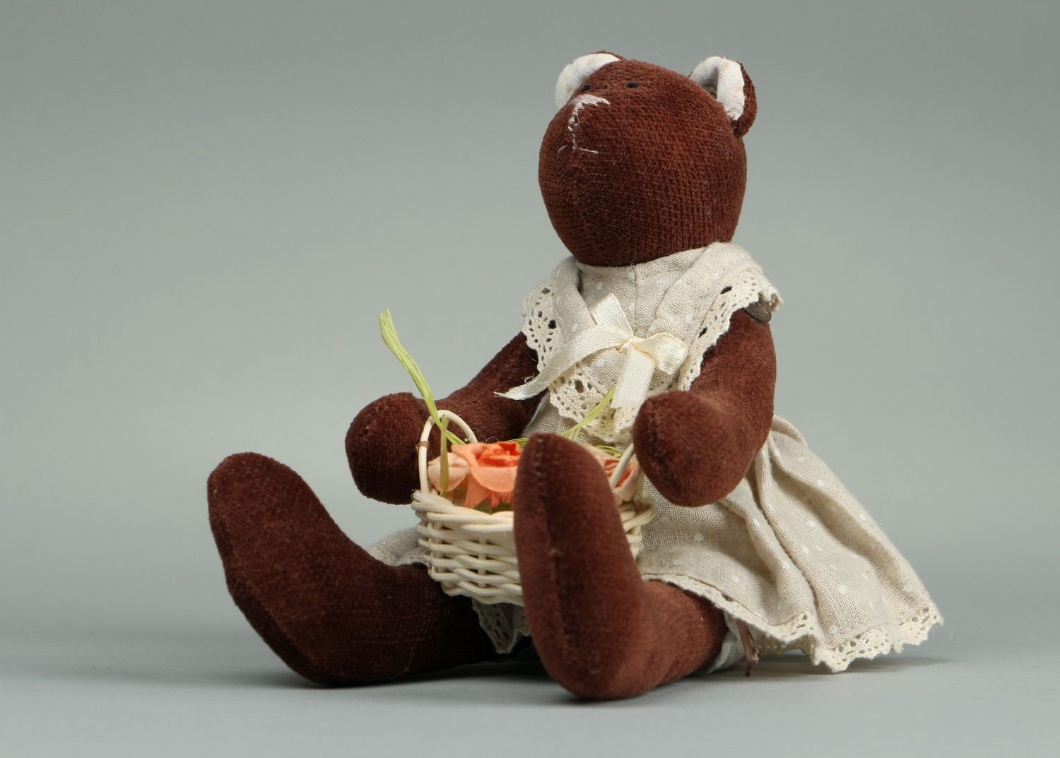 teddy bears Handmade soft toy