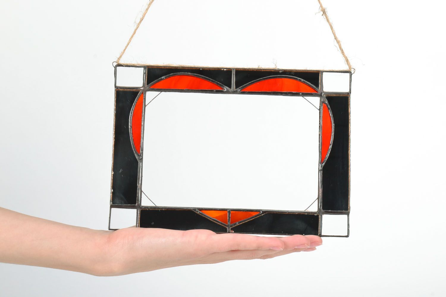 Stained glass photo frame photo 5