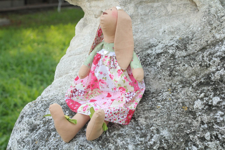 Handmade stuffed toy photo 1