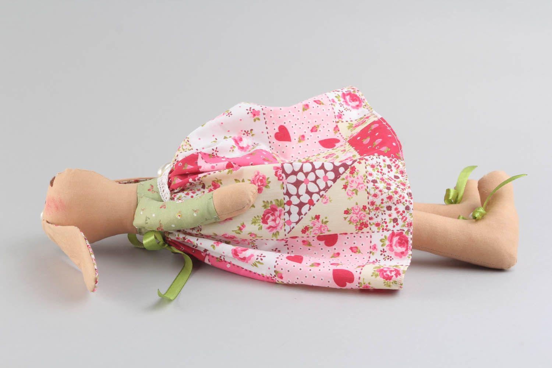 Handmade stuffed toy photo 4