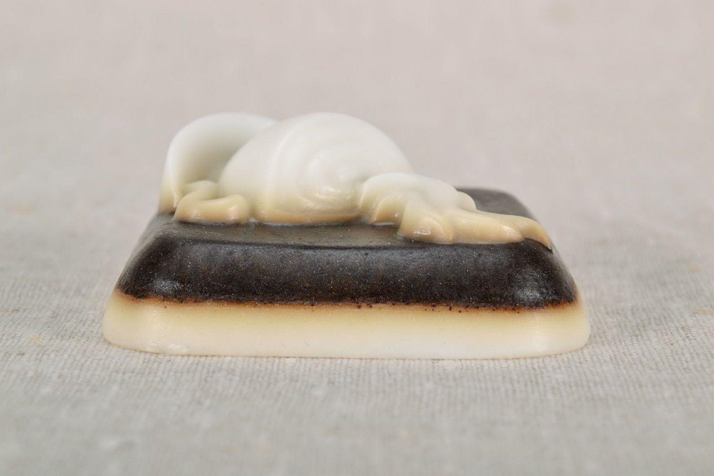 Handmade coffee soap photo 2