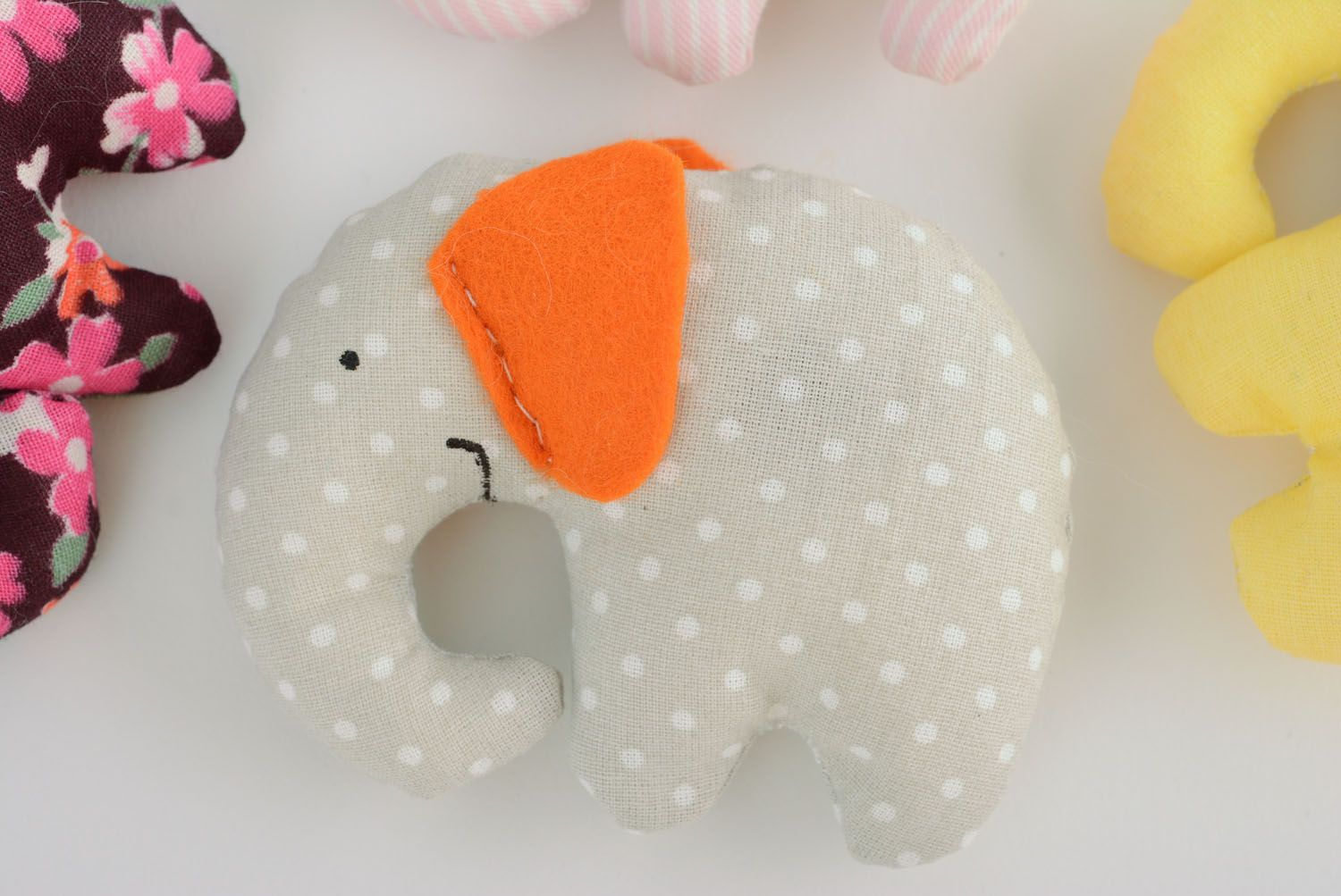 Flavored soft toy Elephant photo 5