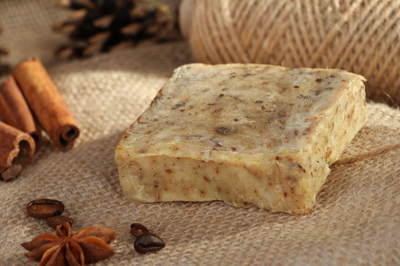 Homemade herbal soap photo 5