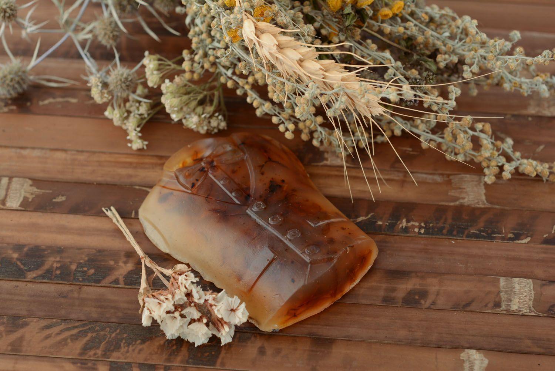 Homemade natural soap photo 1