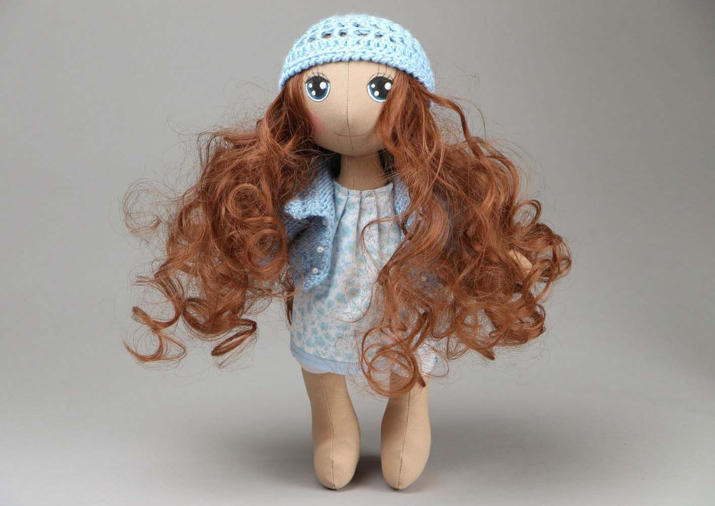 dolls Homemade design doll - MADEheart.com