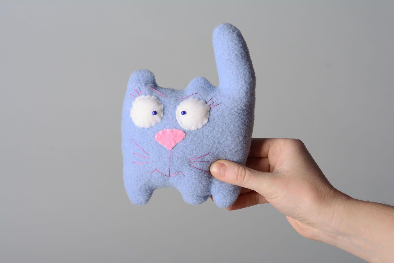 Fleece toy Indignant Cat photo 4