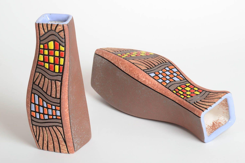 Madeheart > Handmade Keramik Vasen Deko Wohnzimmer Vasen Aus Ton ... Exklusive Deko Fr Wohnzimmer