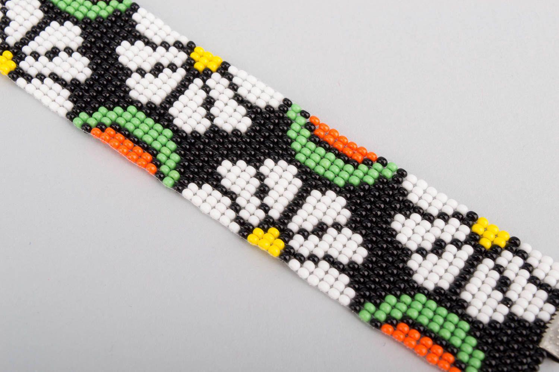 Handmade beaded bracelet designer jewelry fashion accessories bracelet for women photo 3