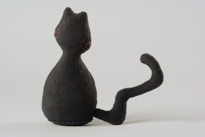 Designer toy with aroma Black Kitten photo 5