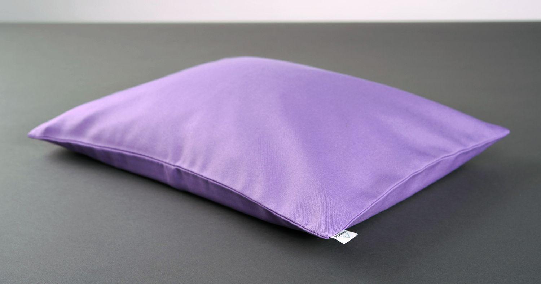Pillow with buckwheat husk photo 4