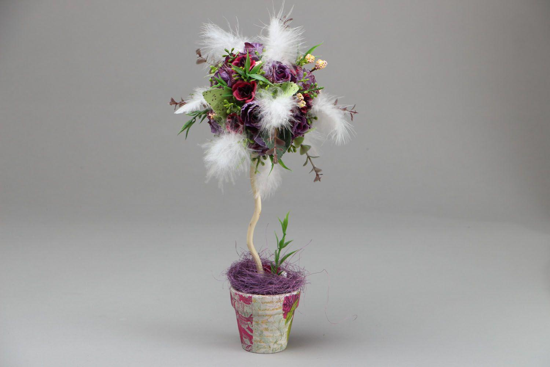 Homemade topiary Lilac photo 1