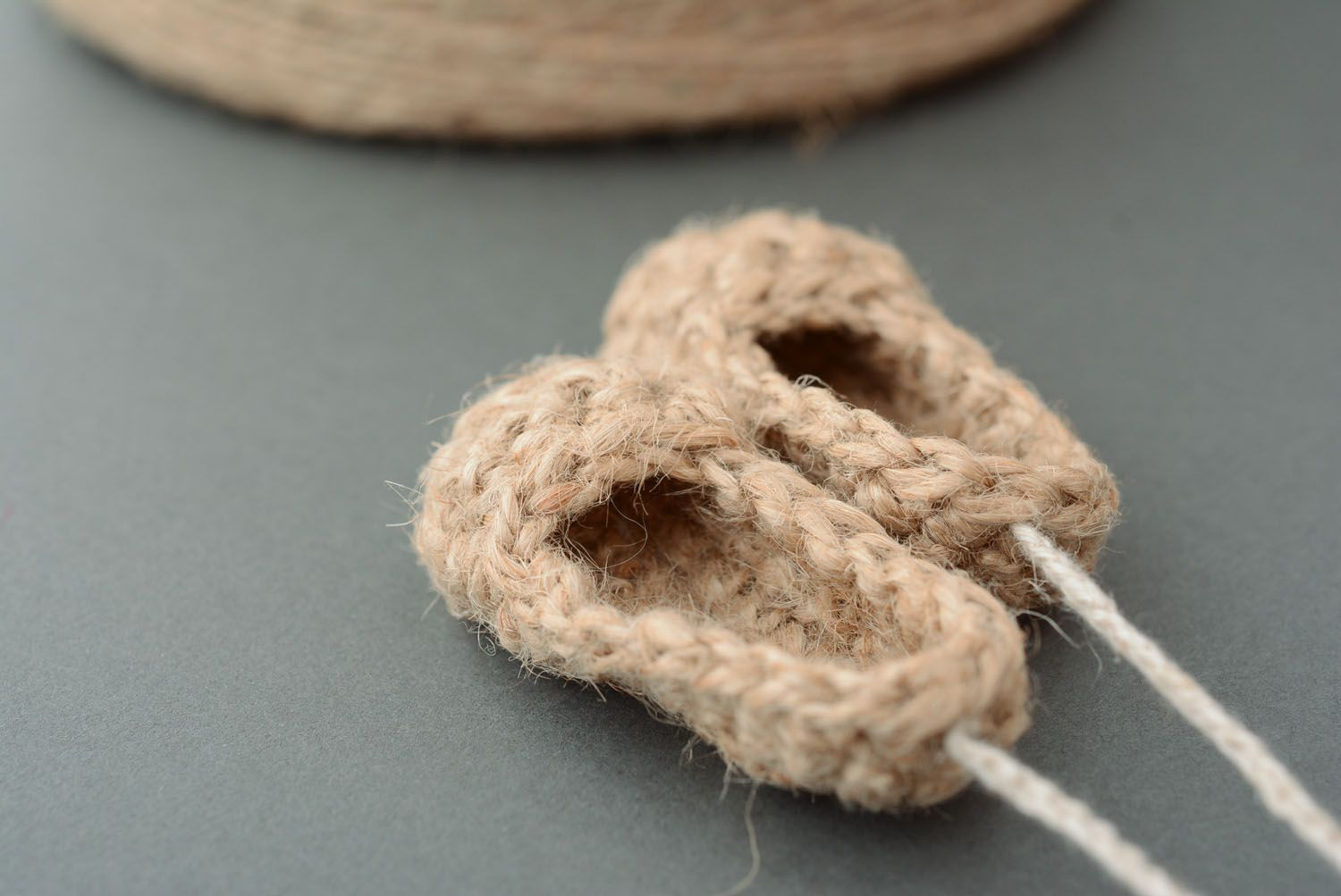 Interior pendant Straw Shoes for Brownie photo 3