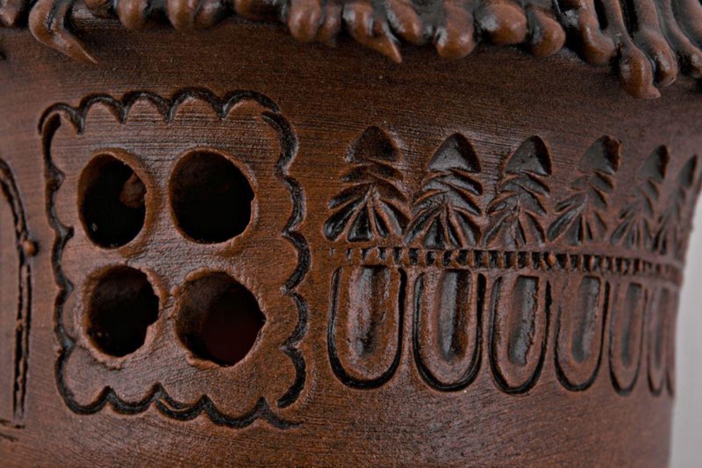 Decorative ceramic bell photo 5