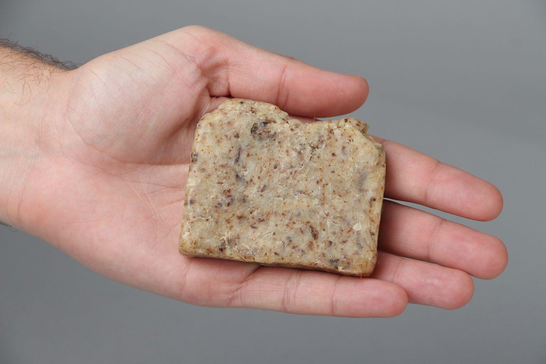 Homemade soap for creasy skin photo 4