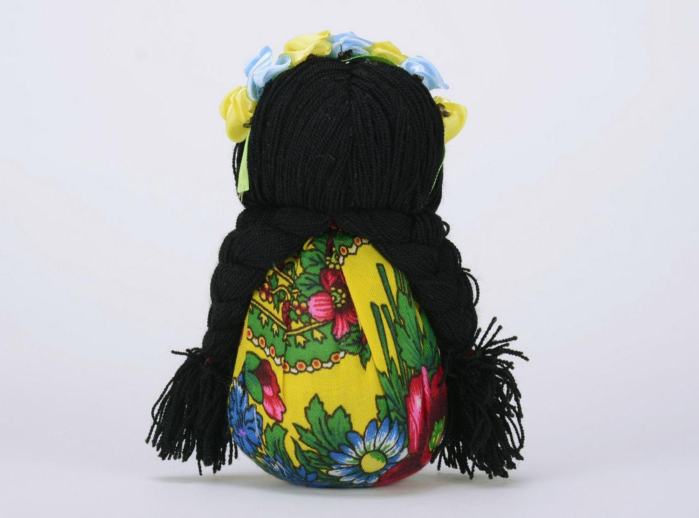 Soft sachet doll Ukrainian girl photo 3