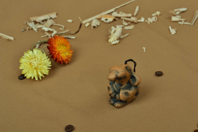 Ceramic bell photo 5