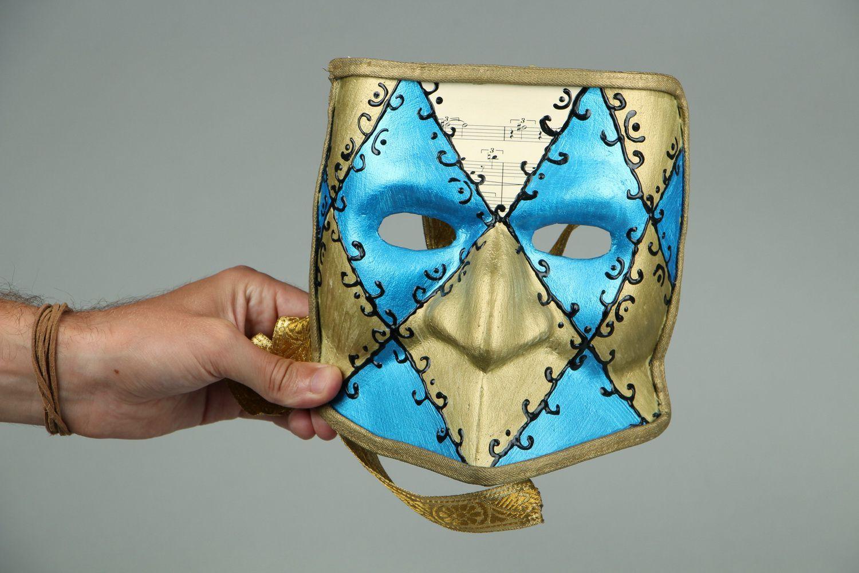 masks Papier mache mask