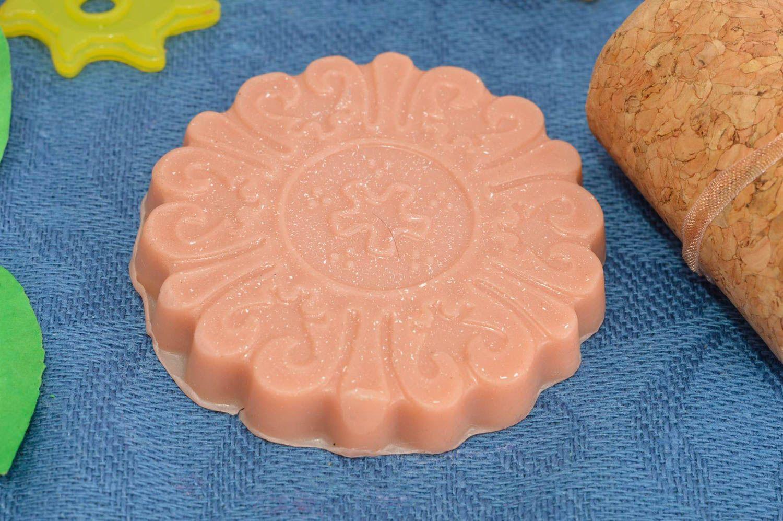 Glycerine soap handmade aroma soap homemade soap natural cosmetics beauty soap photo 1