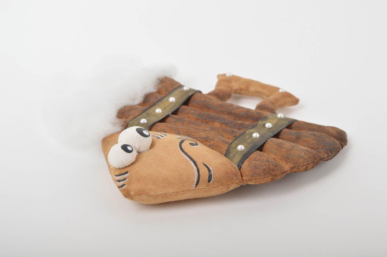 Beautiful lovely toy stylish unusual accessories designer handmade fish photo 4