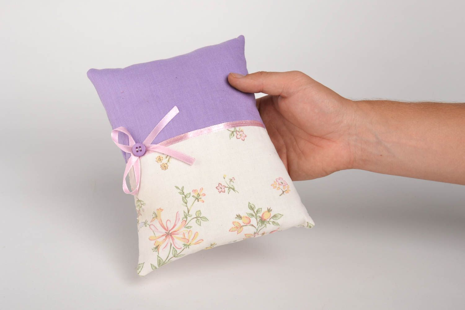 Homemade scented sachet therapeutic pillows aroma therapy home decorations photo 5