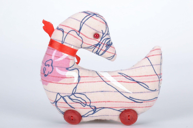 Handmade soft toy  photo 2