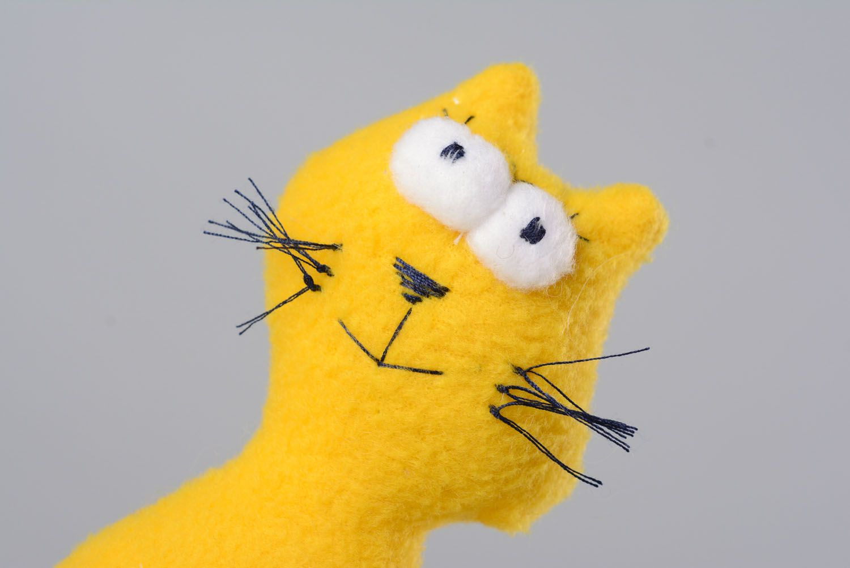 Fleece toy with aroma Nice Kitty photo 2