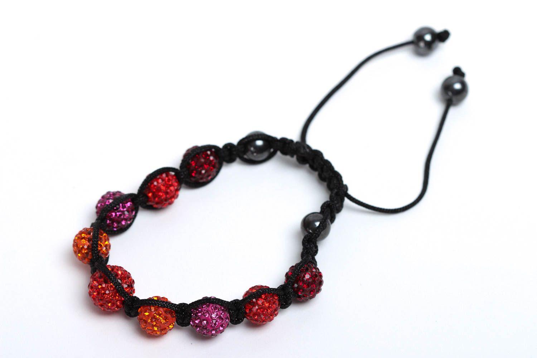 Beaded jewelry handmade woven bracelet vintage bracelet fashion bijouterie photo 2