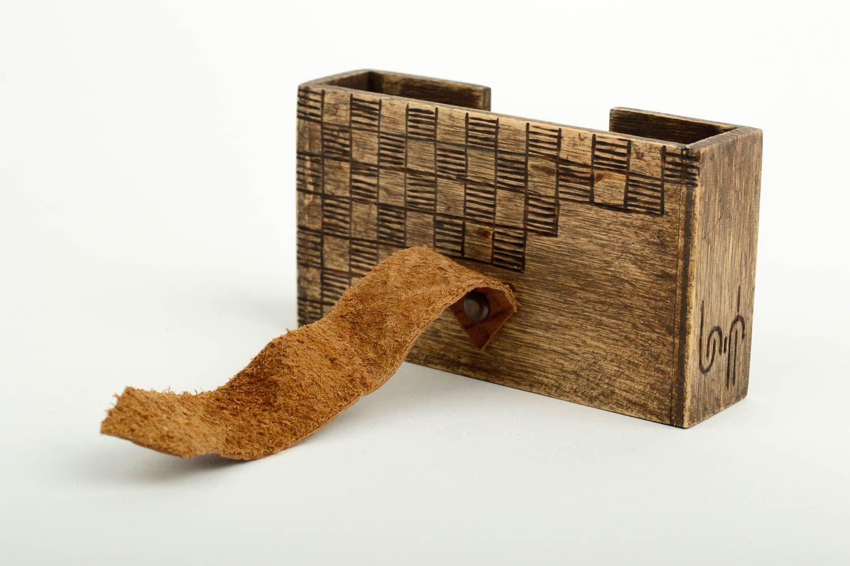 Handmade Visitenkartenhalter Holz Ständer Für Visitenkarten Visitenkarten Halter