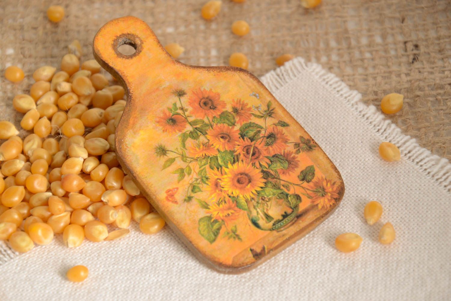 Unusual handmade fridge magnet kitchen supplies home decoration for decor only photo 1