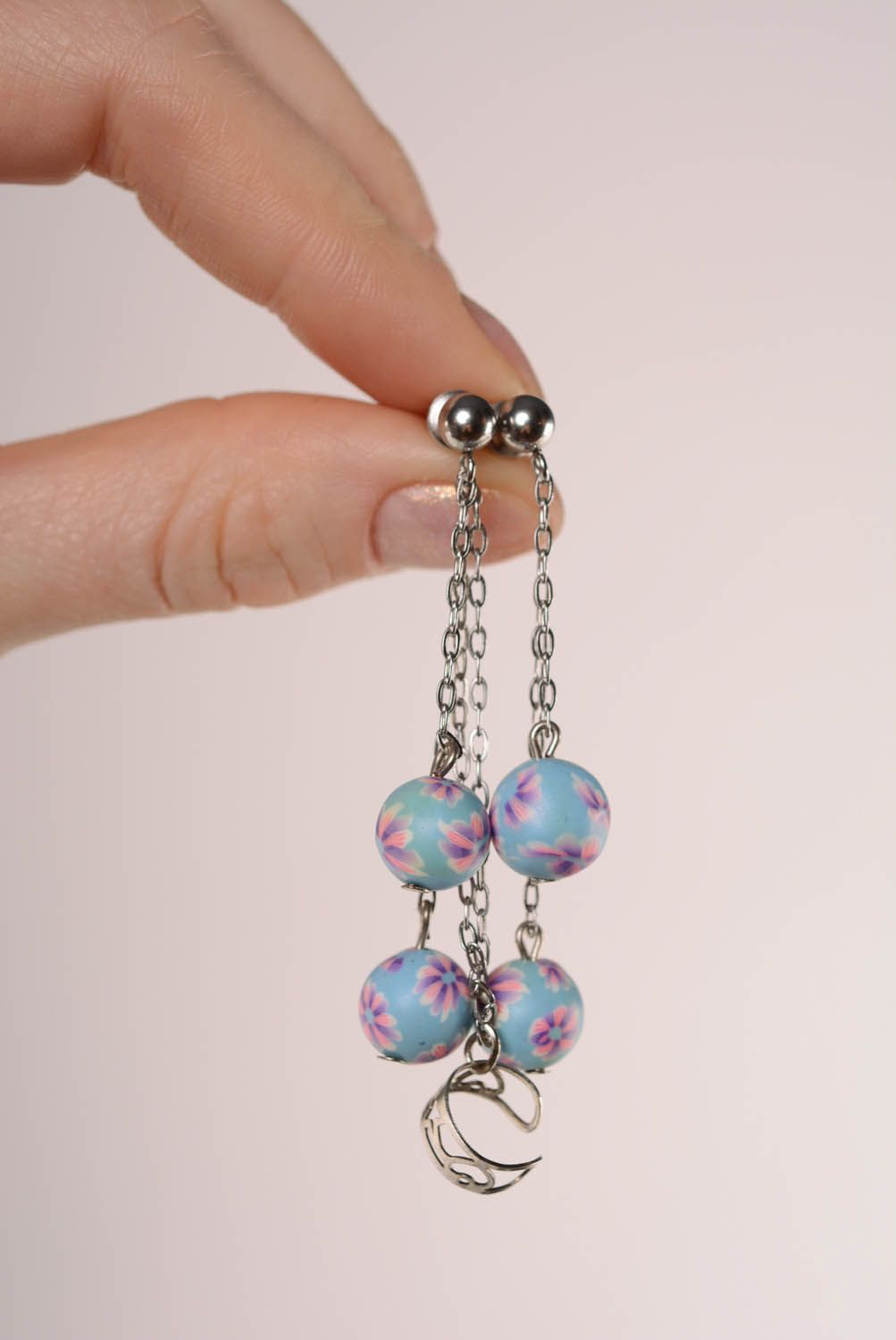 Earrings cuffs Courage photo 4