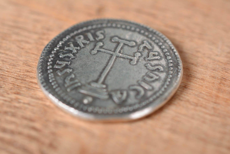 Handmade collectible coin silver coin old coins ancient coins collection