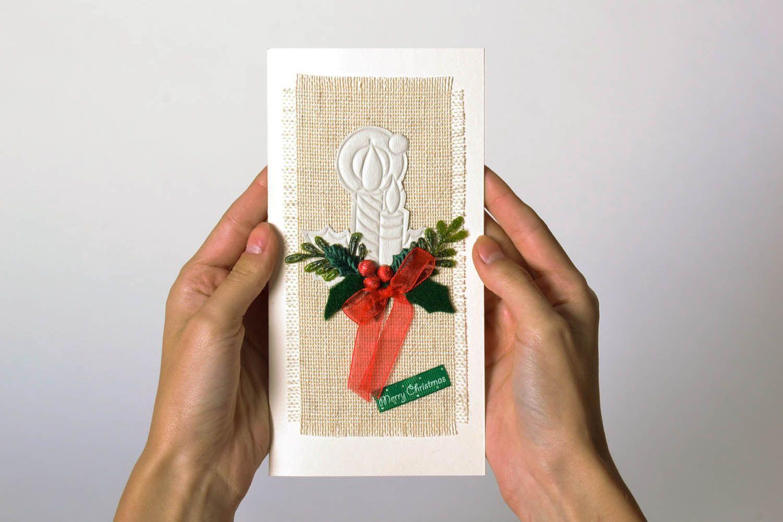 Christmas greeting card photo 5