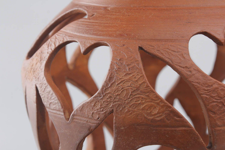 Clay aroma lamp photo 4