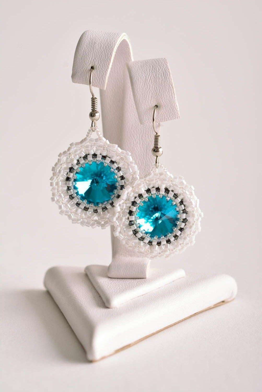 e7a23e759409 pendientes de abalorios Pulseras hechos a mano regalo para mujer pendientes  de abalorios hermosos - MADEheart