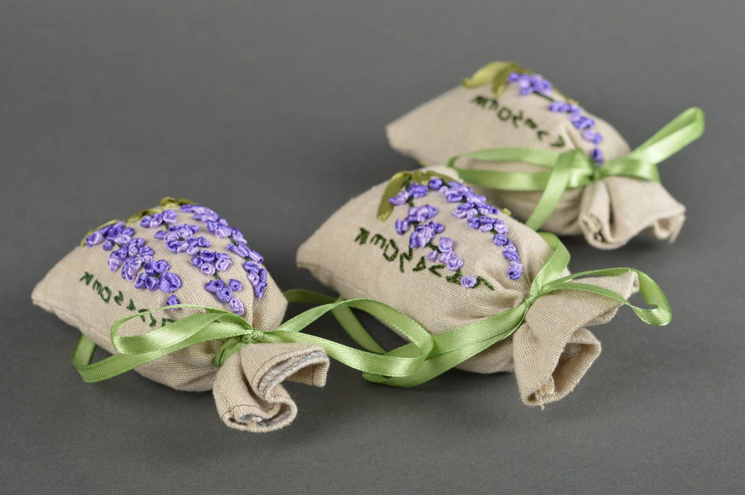 Handmade bags for aromatic sachets bags for gifts decorative use only photo 3