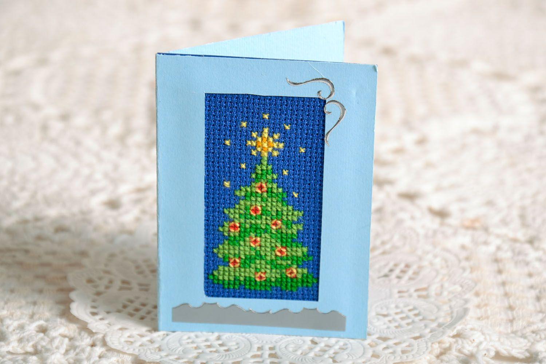Christmas postcard  photo 1