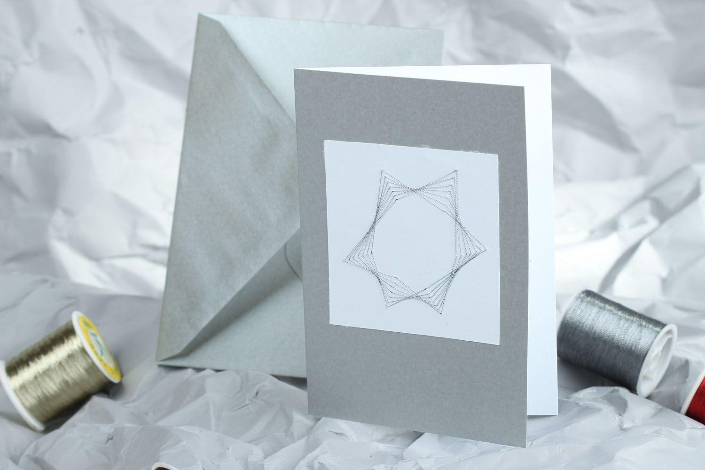 Izon postcard with envelope photo 5