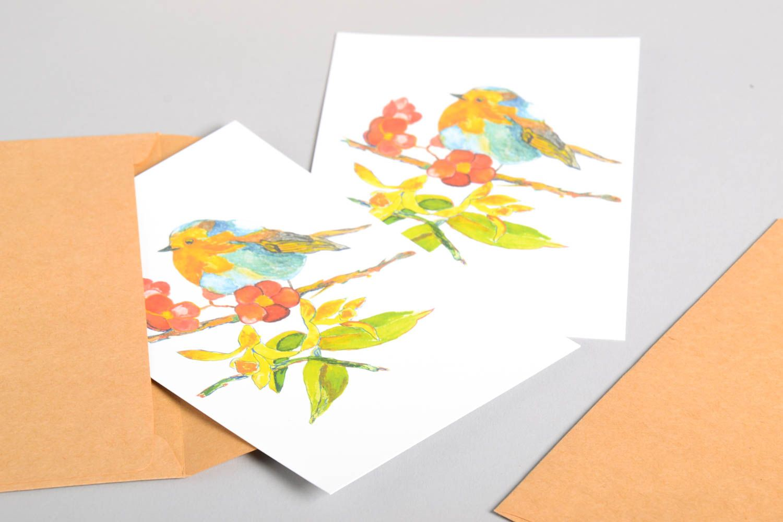 Handmade greeting card unusual gift ideas designer card for signature photo 4