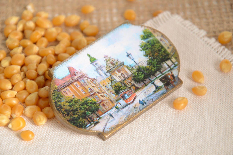 Handmade fridge magnet kitchen supplies home decoration decorative use only photo 1