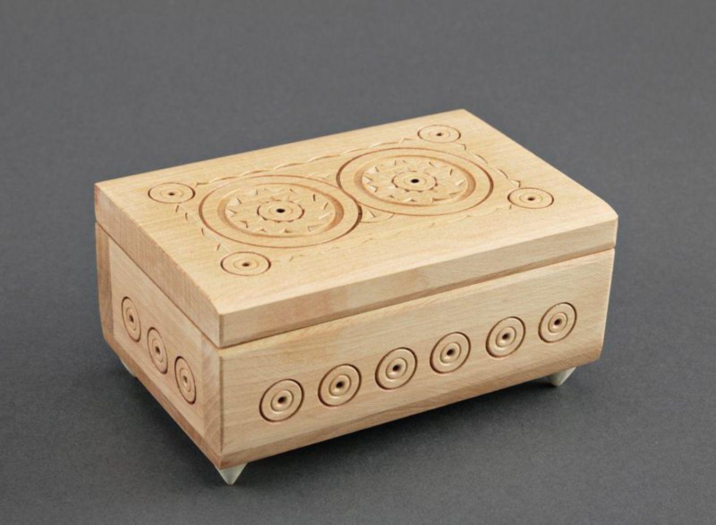 boxes Handmade wooden box - MADEheart.com